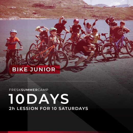 bike junior camp engadin