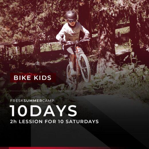 bike kids camp engadin