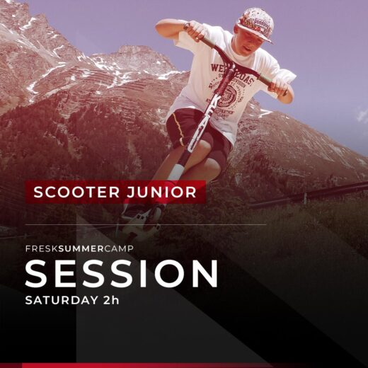 scooter camp saturday 5 or 10 days session 2 hours junior