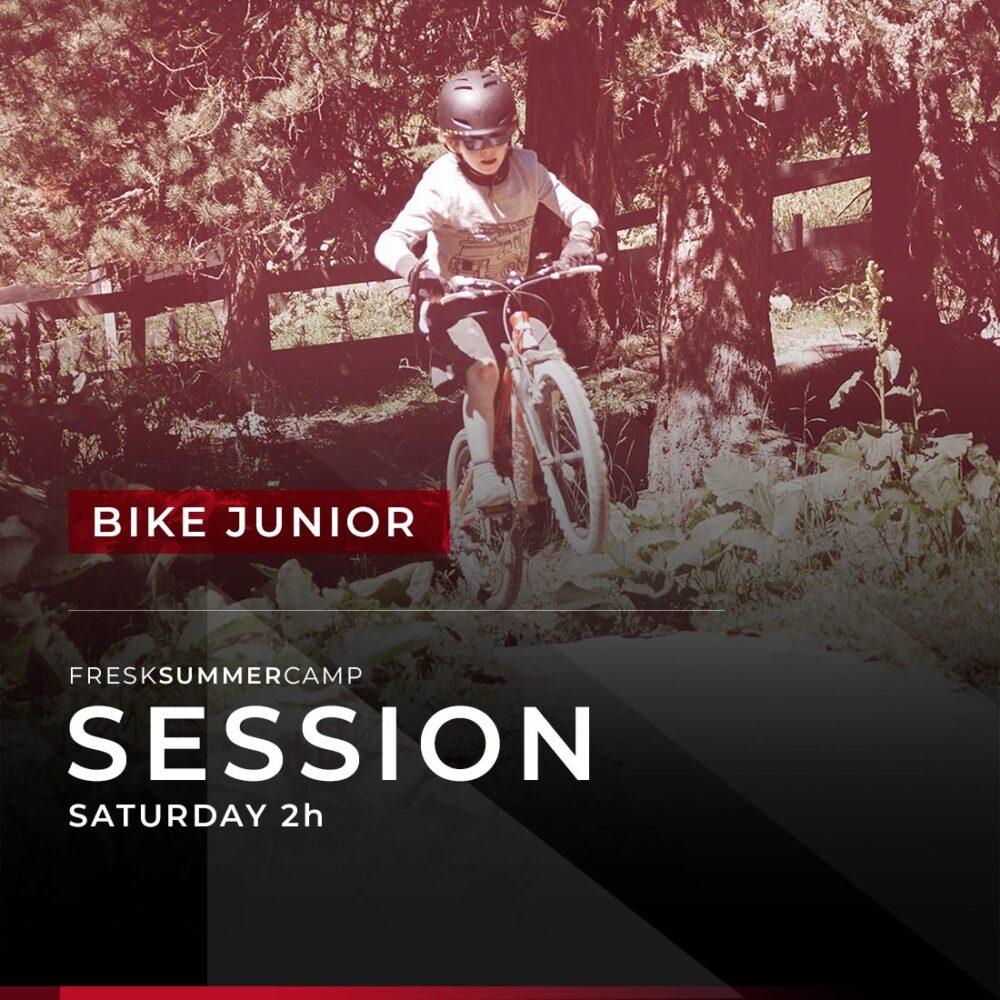 bike junior camp 2 hours