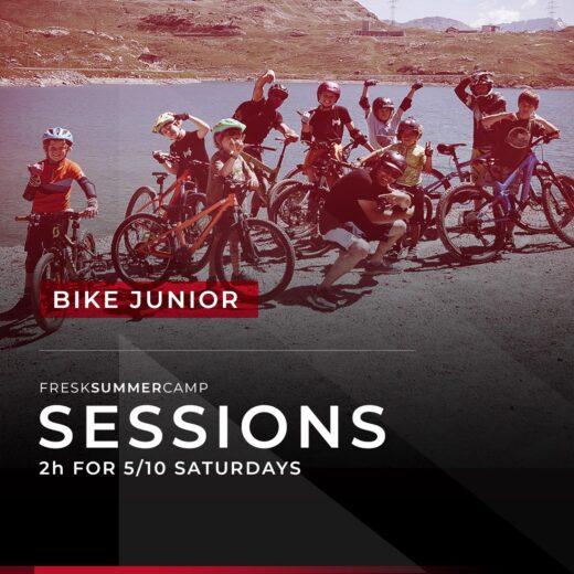bike junior camp 5-10 days